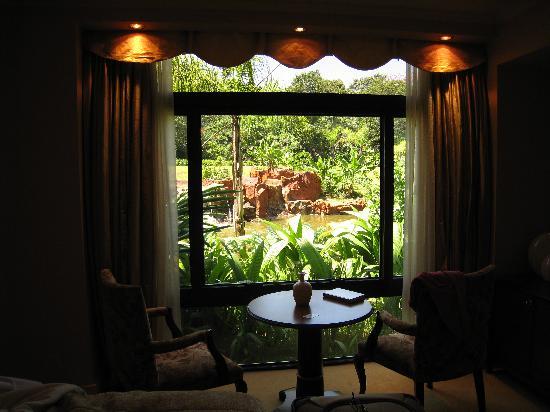Iguazu Grand Resort, Spa & Casino: view from room