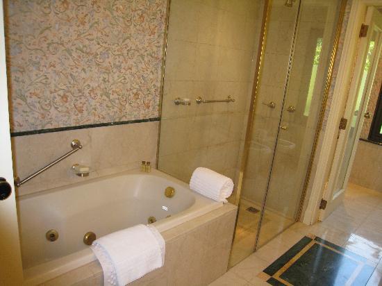 Iguazu Grand Resort, Spa & Casino: jacuzzi