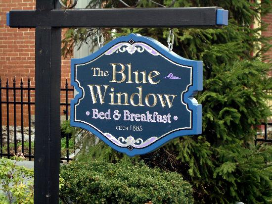 Blue Window Bed and Breakfast
