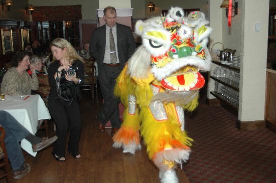 Fiorello Ristorante Italiano: Chinese New Year at Barclay's
