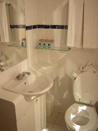 فندق ميدان ذا برنسيس: Bagno