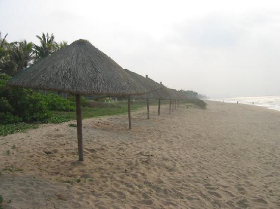Sanya Treasure Island Sea View Hotel : The Beach