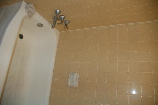 Snug Harbor Inn: tub/shower stall