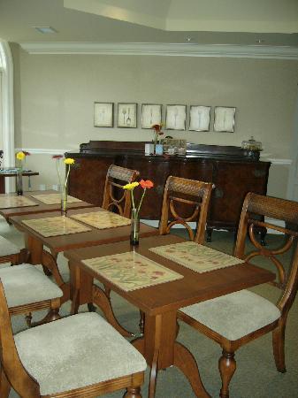 Harbour House Hotel: Breakfast room
