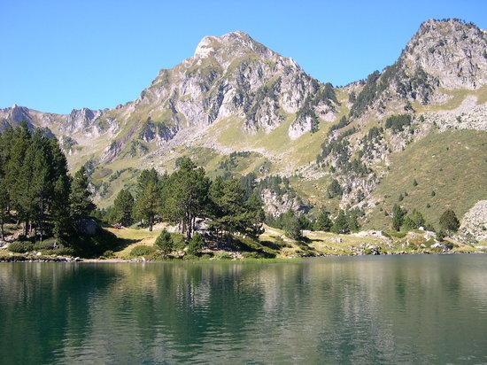 Font-Romeu, Frankreich: Lieu de randonnée