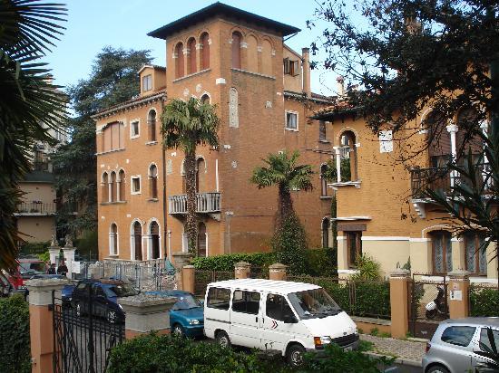 la villa Berghinz