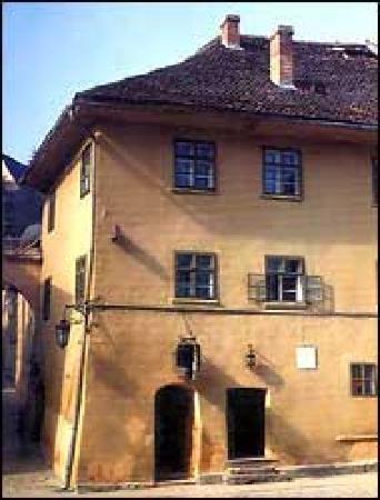 Sighisoara, Romania: casa vlad dracul