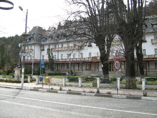 Ramnicu Valcea, Romania: Hotel Central Calimanesti