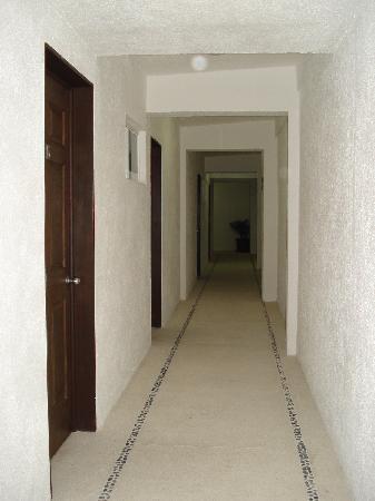 El Hotelito: Pasillo a los cuartos 3er piso