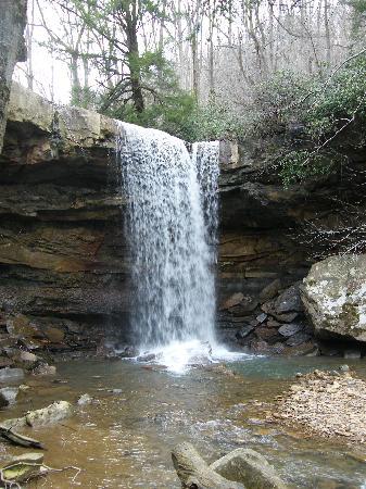 Ohiopyle, PA: Cucumber Falls