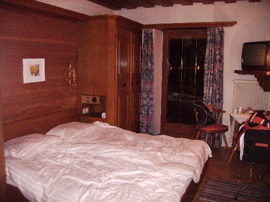 Hotel-Restaurant Bräu: Double room
