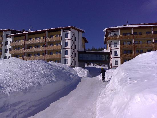 Lapland Hotel Saaga: The hotel