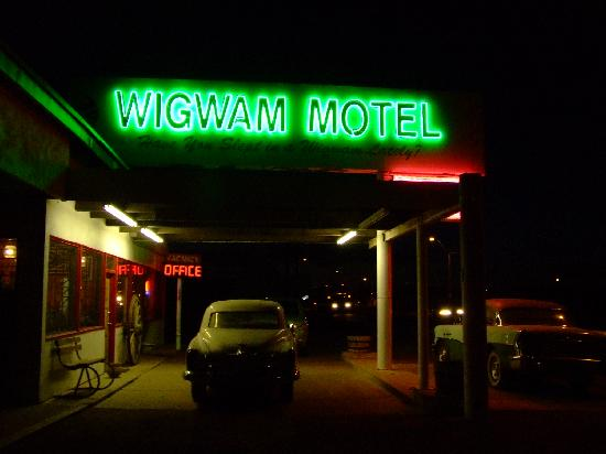 Wigwam Motel: Have you slept in a Wigwam lately?