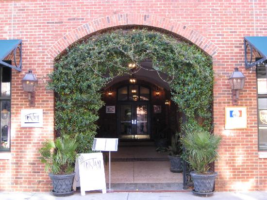 French Quarter Inn: Hotel entrance