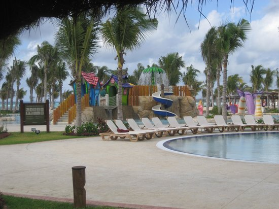 Hotel Barcelo Maya Beach: kiddie pool