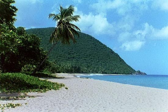 Guadeloupe : Grand Anse