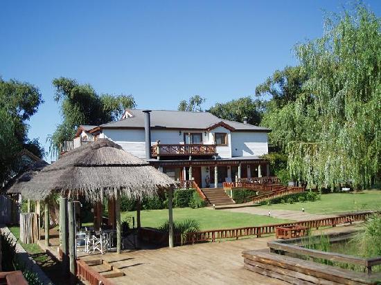 Rumbo 90 Delta Lodge & Spa: Rumbo90-VistaLodge