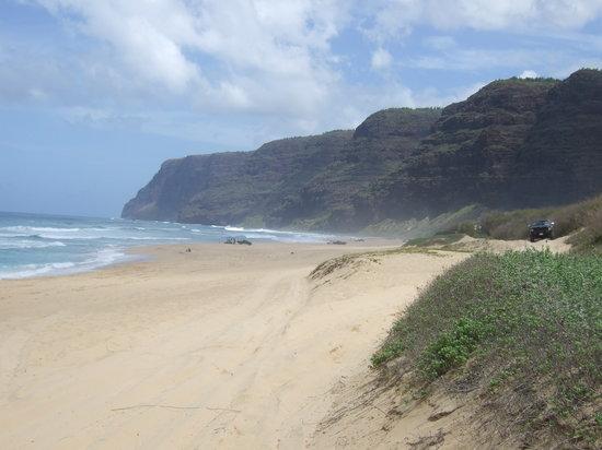 Waimea, Hawái: Na Pali coast