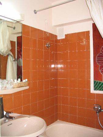 The Park Hotel : la salle de bain
