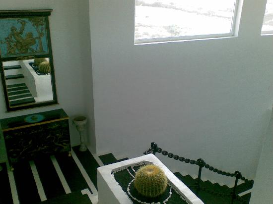 Casa de Hilario: Stairs