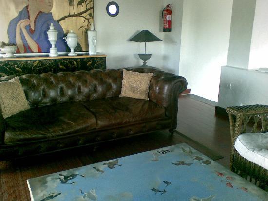 Casa de Hilario: Livingroom detail