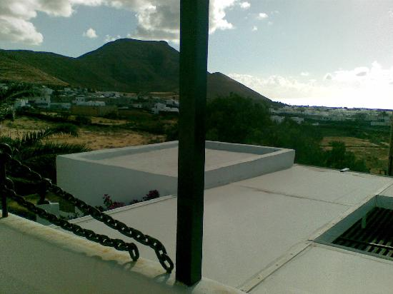 Casa de Hilario: View from upstairs to sea