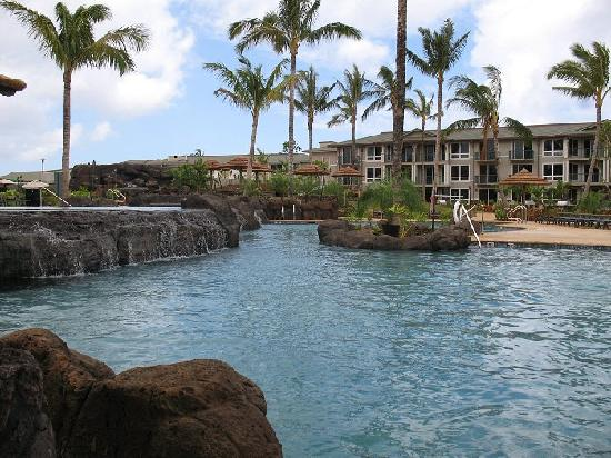 Westin Princeville Ocean Resort Villas: Main Swimming pools