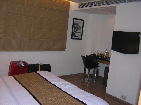 Hotel Palace Heights: Room 1