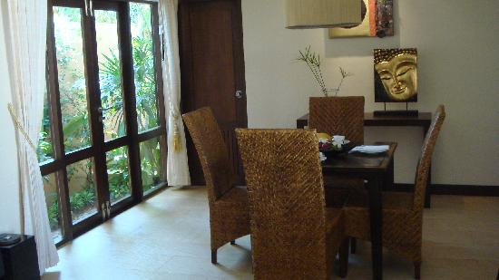Chandara Resort & Spa: Dining area
