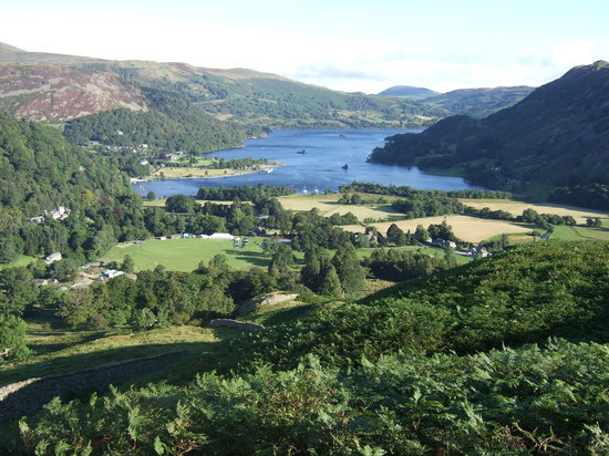 ‪‪Patterdale‬, UK: St Sunday Crag/views of Ullswater.‬