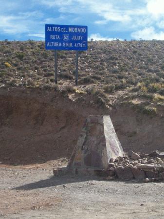Door to the Andes (Cuesta Del Lipan): Altos del Morado