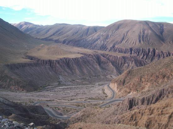 Door to the Andes (Cuesta Del Lipan): Cuesta de Lipan
