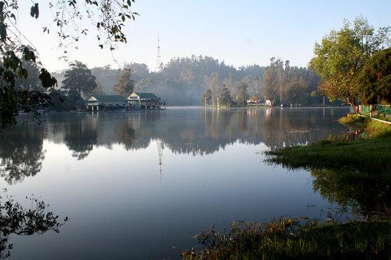เมือง Kodaikanal, อินเดีย: Kodaikanal Lake