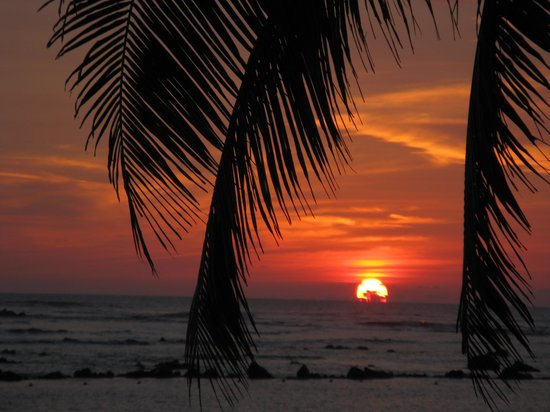 Sonsonate, Сальвадор: sunset