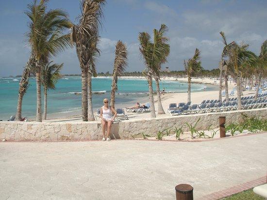 Barcelo Maya Beach: plage