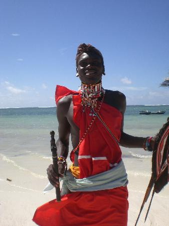 Diani Beach, Kenya : lovely people