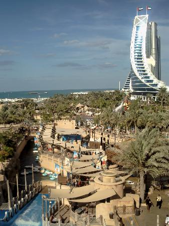 Dubai, United Arab Emirates: wild wadi water park