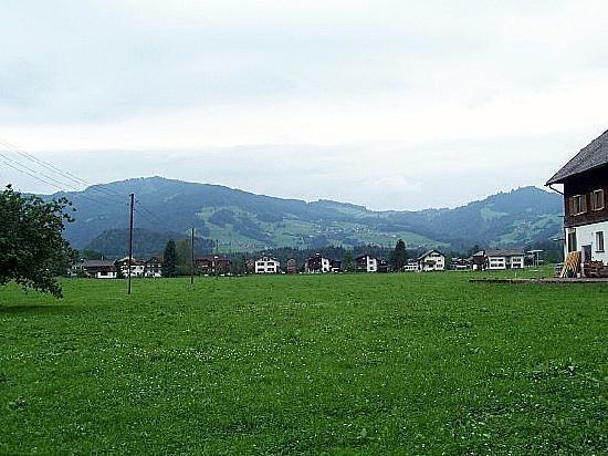 Bregenzerwald Cheese Road: Bregenzerwald.