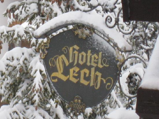 Hotel Lech and Pension Chesa Rosa: Hotel Lech