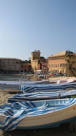 Sestri Levante, Italy: Baia Del Silenzio or bay of silence