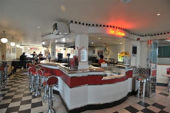 The Merton Hotel Jersey Restaurant