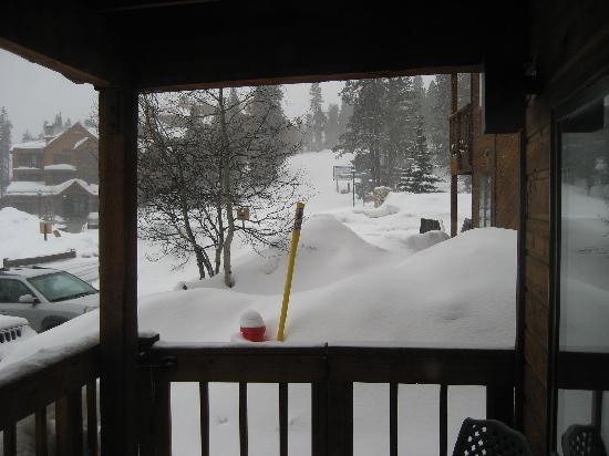 Tyra Chalet & Stream : snowflake lift