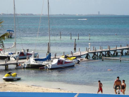 Aquamarina Beach Hotel: la playa