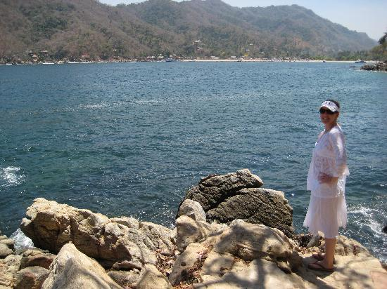 Verana: walking to Yelapa