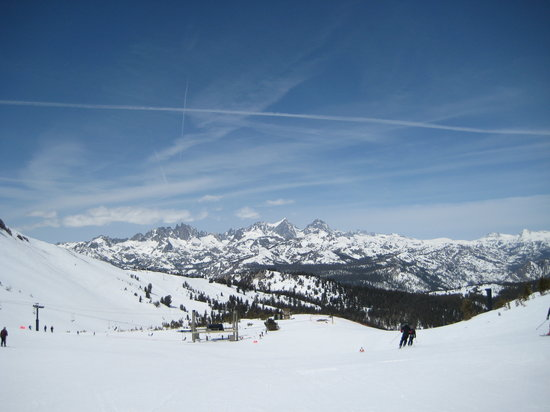 Mammoth Lakes, Californie : View from Char#3