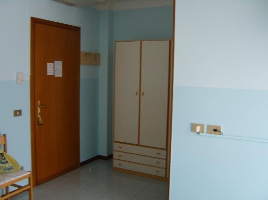 Marolda Hotel: Ingresso della camera