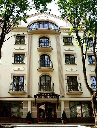 Hotel Branicki: main