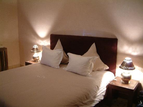 Riad L'Emir : Bedroom