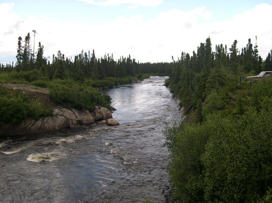 Newfoundland and Labrador, Kanada: River