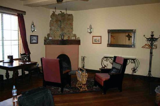 La Posada Hotel: Howard Hughes room